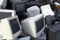 Skrotade datorer