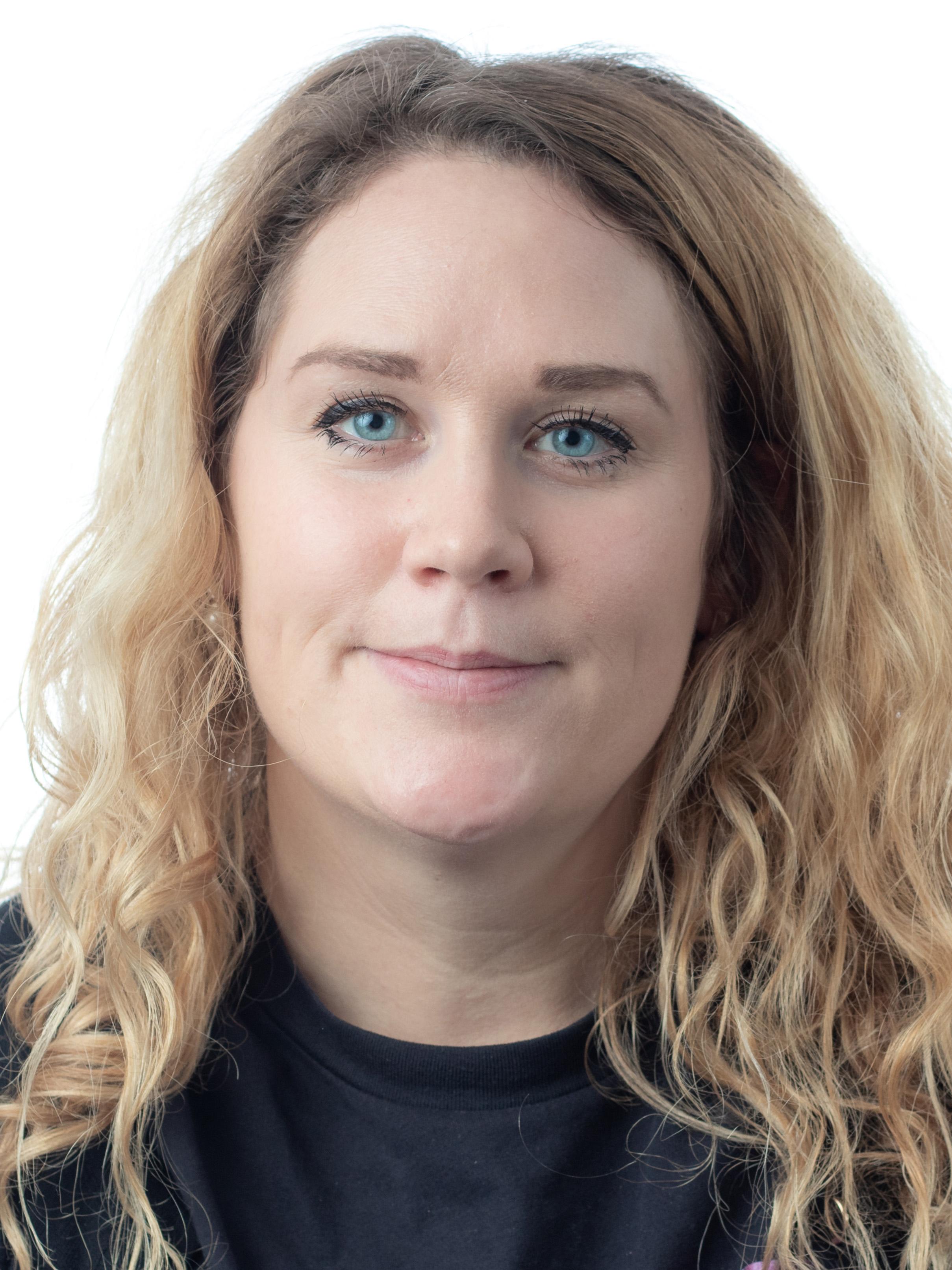 Annika Eriksson.